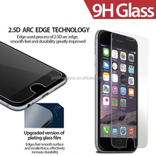 New scratch-resistant tempered glass protector screen film for iPhone 6