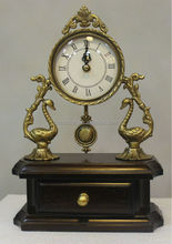 good quality desk clock decorative table clocks big desk clock