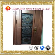 Kelis HIGHT QUALITY sheet metal fabrication aluminum security door security camera for apartment door security