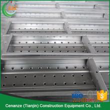 Construction Scaffolding Plank/aluminum ladder