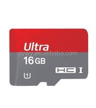 micro Original import sd 16gb memory cards china 16GB TF Card