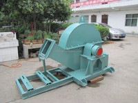 High efficient wood chopping machine,full automatic large wood chipper