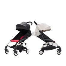2015 new europe style baby stroller, safety folded children buggy carrier