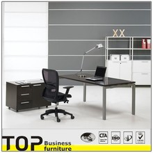 Durable hot sale modern melamine office executive desk
