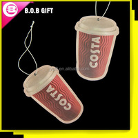 Air freshener paper/make hanging paper car air freshener