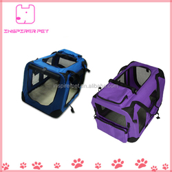 600D Oxford Fabric Pet Dog Soft Kennel