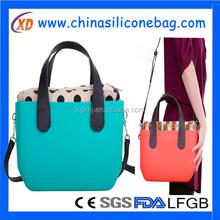 Wholesale Women/Lady/Girl Fashion Silicone Rubber Bag