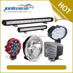 "7"" 4500lm 2.1A@12V 1.2A@24V 45W IP67 Off Road light driving light ip67 4x4 jeep off road led lighting"