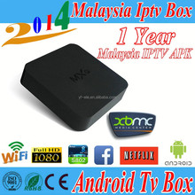 best box M8 Android TV box Malaysia IPTV Box Astro HD Channel account APK 1/3/6/12 months Media Player WIFI
