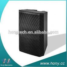 2.0 professional PA system speaker pro audio equipment, dual bass, big power