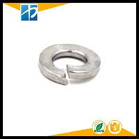 DIN127 Stainless Steel Flat Spring Lock Washer