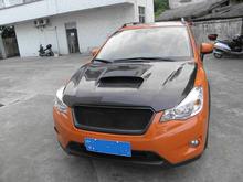 High CFS XV Car Carbon fiber Hood FOR SUBARU XV