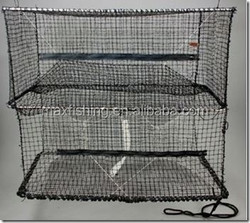 Collapsible folding fishing COD FISH TRAP