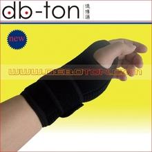 high quality Neoprene wrist brace for Tendonitis