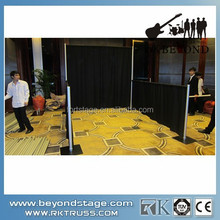 RK cheap adjustable trade show graphics