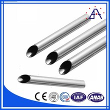 OEM according to drawing design anodized aluminum tubing