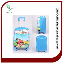 High Quality Fashion Design Children Rolling Luggage & Trolley PC Luggage