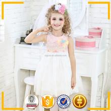 2015 оптовая продажа карнавальных костюмов платье белый бальное платье платья для детей, дети последние мода платье дизайн