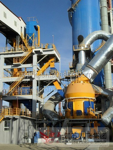 Vertical Mill Professional Manufacturer in China
