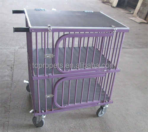 Dog Trolley System For Large Dogs
