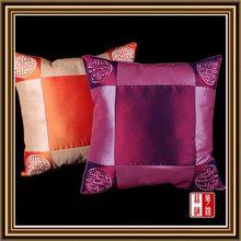 Design antique applique cushion cover wholesale