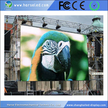 2015 new product xxx video China Manufacturers Stage full color p10 video xxx led display