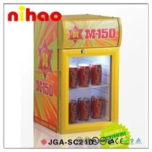 2015 High Quality Fashion Exquisite Custom Sized Refrigerator