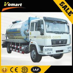 2014 new intellingent asphalt spraying equipment/China Factory Supply Asphalt Emulsion