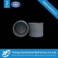 Hot sale!!High quality Kam Tai graphite crucible for melting