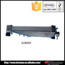 Auto car radiator for Subaru impreza WRX sti 2008+ small aluminum radiator