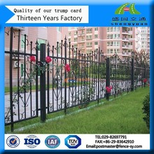 Steel pipe clamp stake fence supplies