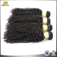 JINPAI Hair Peruvian 100g Full Bundle Wholesale Price Black Star Hair Weave