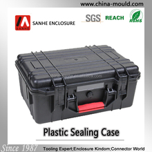 abs plastic equipment case with foam SH45-5