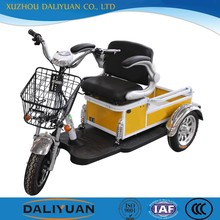 new electric three wheel electric vehicle cargo motorcycles