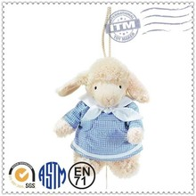 Fashional Style Cheapest Price Soft Plush Toy 2015 promotional keychain