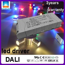 1500ma 40w constant current 26v DALI driver AC input One channel led driver