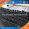 Hot! OEM aluminum led profile housing, square/u shape led aluminum channel, aluminum channel for led strip
