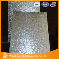 8.0mm 5083 stucco embossed aluminum and coil roll