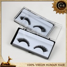 High quality charming soft real mink eyelash extension silky mink eyebrow extension