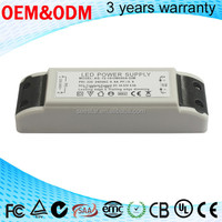 cheap price 3 years warranty led power supply 12w external 320ma 420ma triac dimmable led driver