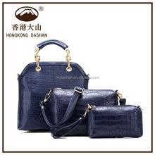 handbags ladies 2015 Hot sell ladies wallet ladies pars hand set bag, handbag set, ladies handbag manufacturers