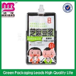 100% virgin material beverage plastic bag manufacturer