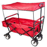 Newest foldable camping trolley