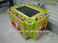 DF-H001 2013 high quality amusement rides Ocean Star mini arcade fishing season game machine