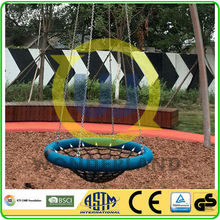 Public high quality round net swing