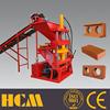 clay brick making machinery Eco premium 2700 interlocking brick machine mud brick making machine