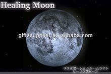 Remote Control LED Moon Light healing moon