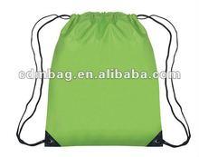 2012 drawstring shopping bag