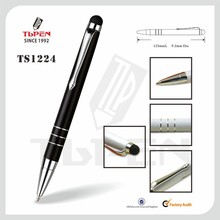 stylus ball pen with silica gel pen TS1224