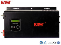 Home inverter ac power supply with smart charger 600W to 3500W